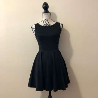 GUESS Black Mini Dress