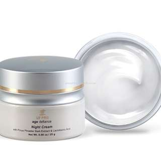 LT PRO Age Defiance Night Cream ( 25 g) Nourishes, Softens & Smoothens