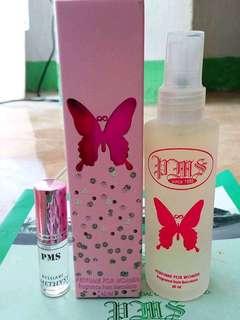 Perfume 20% oil based