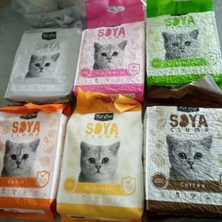 Soya Clump ☆New product now instock, 7L