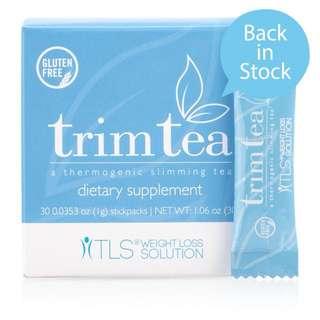 ♨️美國賣翻天 TLS® Trim Tea非洲芒果粉末沖泡食品