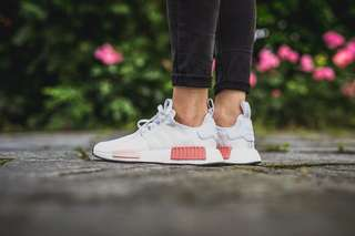 Adidas Authentic Nmd White Rose