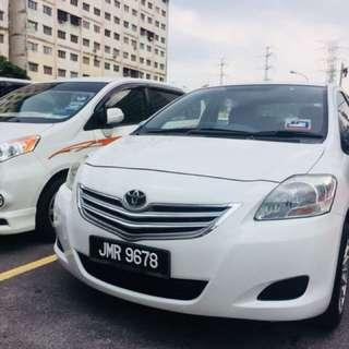 Toyota Vios Utk Di SEWA