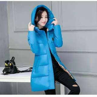 winter jacket women hooded