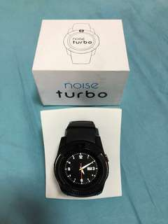 全新 Noise Turbo smart watch