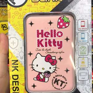 Hello kitty 充電器12000mAh