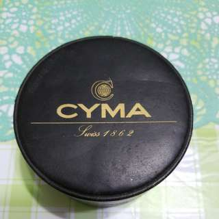 CYMA Watch Box