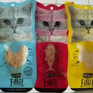 Kit Cat, fresh fillet 30g *Now instock*