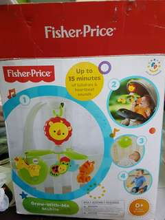 Fisher Price Crib Mobile