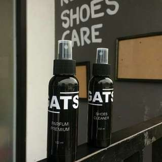 Gats.id Cleaner Sepatu
