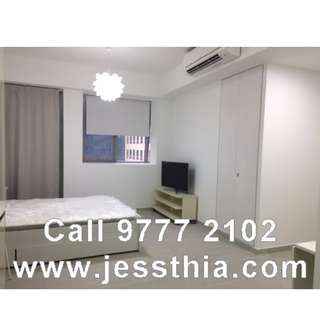 ★ V ON SHENTON, Studio 1Rm +Balcony, near MRTs - FOR SALE