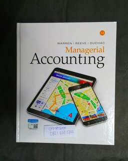 Managerial Accounting 14ed