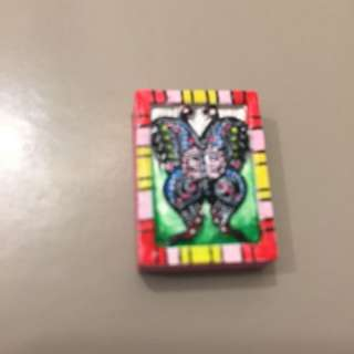 Butterfly Amulet Mini by Kruba Krissana