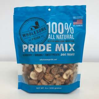 Wholesome Pride Dog Treats (Pride Mix)