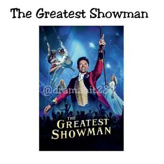 DVD Movie Barat The Greatest Showman