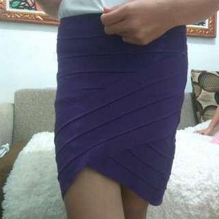 Rok pendek / bandage skirt
