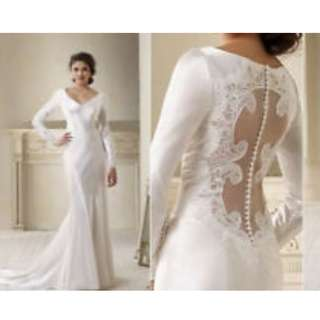 Beautiful Alfred Agelo Wedding Dress