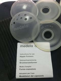 MEDELA Milk Collector Nipple Former