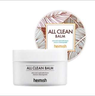 Hemish all clean balm 120ml