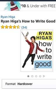 RYAN HIGGA