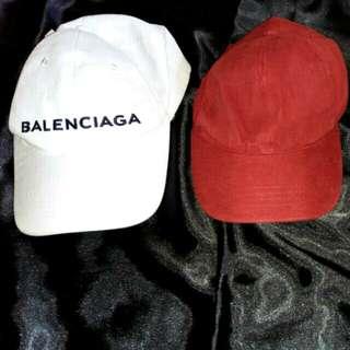 Topi balenciaga & gucci free topi maroon