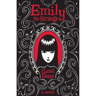 Emily the Strange: The Lost Days (Rob Reger)