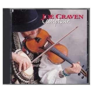 Joe Craven: <Camptown> 1996 CD