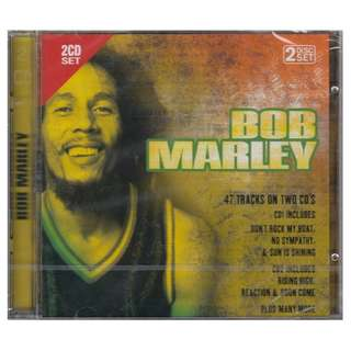 Bob Marley: <Self Titles> 2 CD set (Brand new)
