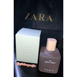 Eau de Toilette ZARA Parfum Magic Onsen 100 ml