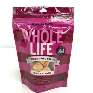 Whole Life Originals Dog Treats (Pure Salmon)
