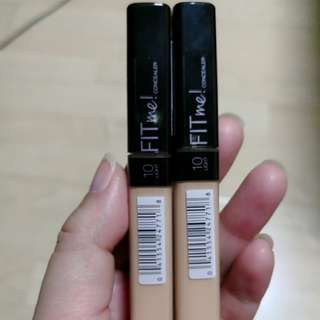 Maybelline Fit Me Concealer in Light