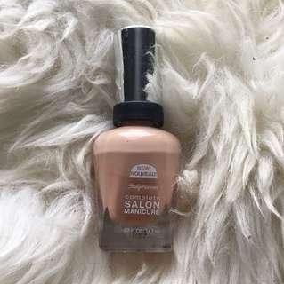 Sally Hanson Camelflage Nail Polish