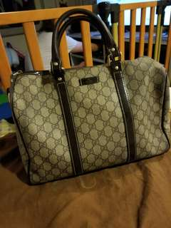 Gucci Boston bag 33cm