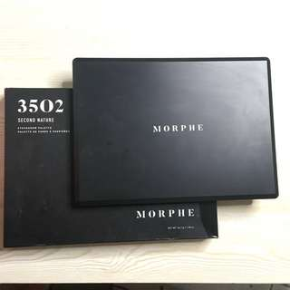 Authentic morphe 35O2 palette