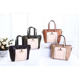Jessica Minkoff JM3701 Sling Bag ( Clearance set bag )