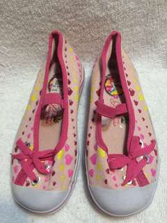 Disney Princess Flats Like New Sz 9.5 Toddler