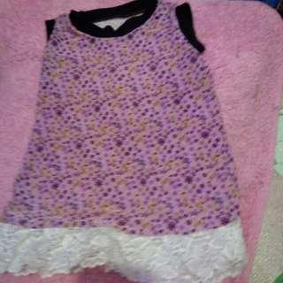 #makintebel dress bayi