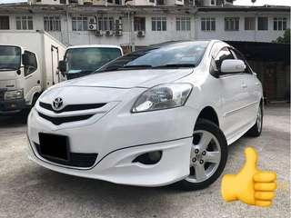 Toyota Vios S Spec