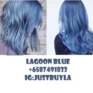 *Instock* Blue Hair Dye
