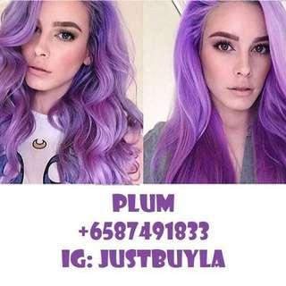 *INSTOCK* violet hair dye