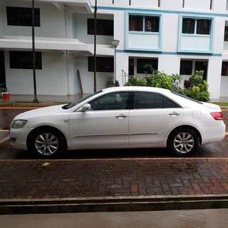 TOYOTA CAMRY RELIEF FOR RENT/RELIEF