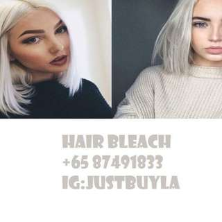 *Instock* Hair Bleach