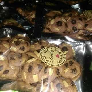 Chocochips ala famous amos