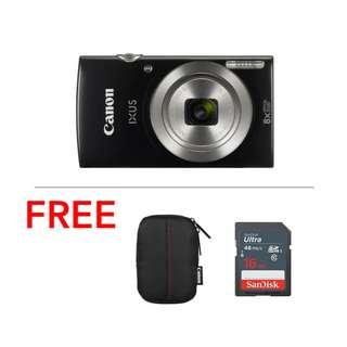New Canon IXUS 185 Digital Camera