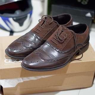 Sepatu ASOS - Brown