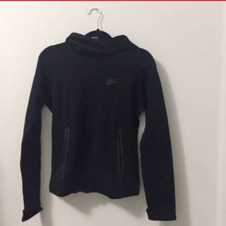 Nike funnel neck sweater