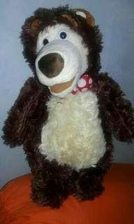 #MakinTebel boneka bear