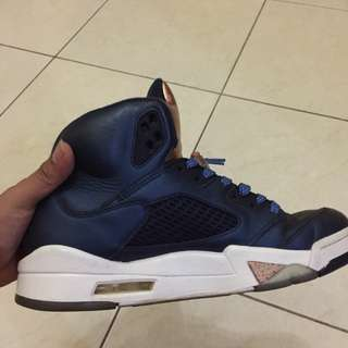 Air Jordan Bronze 5 Medal Original 💯%