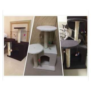 Cat House - 75cm