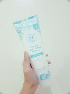 The Honest Co.: Face and Body Lotion (New)